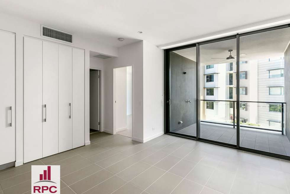 Second view of Homely apartment listing, 4303/18 Parkside Circuit, Hamilton QLD 4007