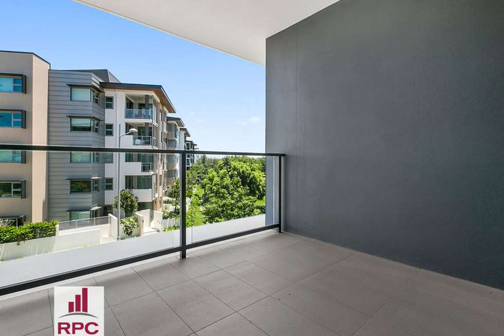 Third view of Homely apartment listing, 4303/18 Parkside Circuit, Hamilton QLD 4007