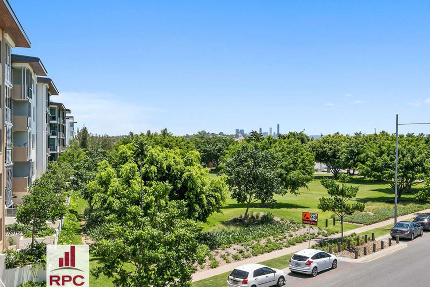 Fifth view of Homely apartment listing, 4303/18 Parkside Circuit, Hamilton QLD 4007
