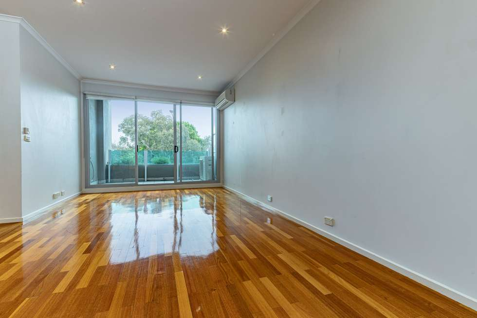 Second view of Homely apartment listing, 13/30 Chetwynd Street, West Melbourne VIC 3003