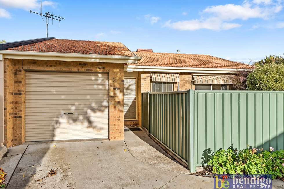 Second view of Homely house listing, 8/20 Glencoe Street, Kennington VIC 3550