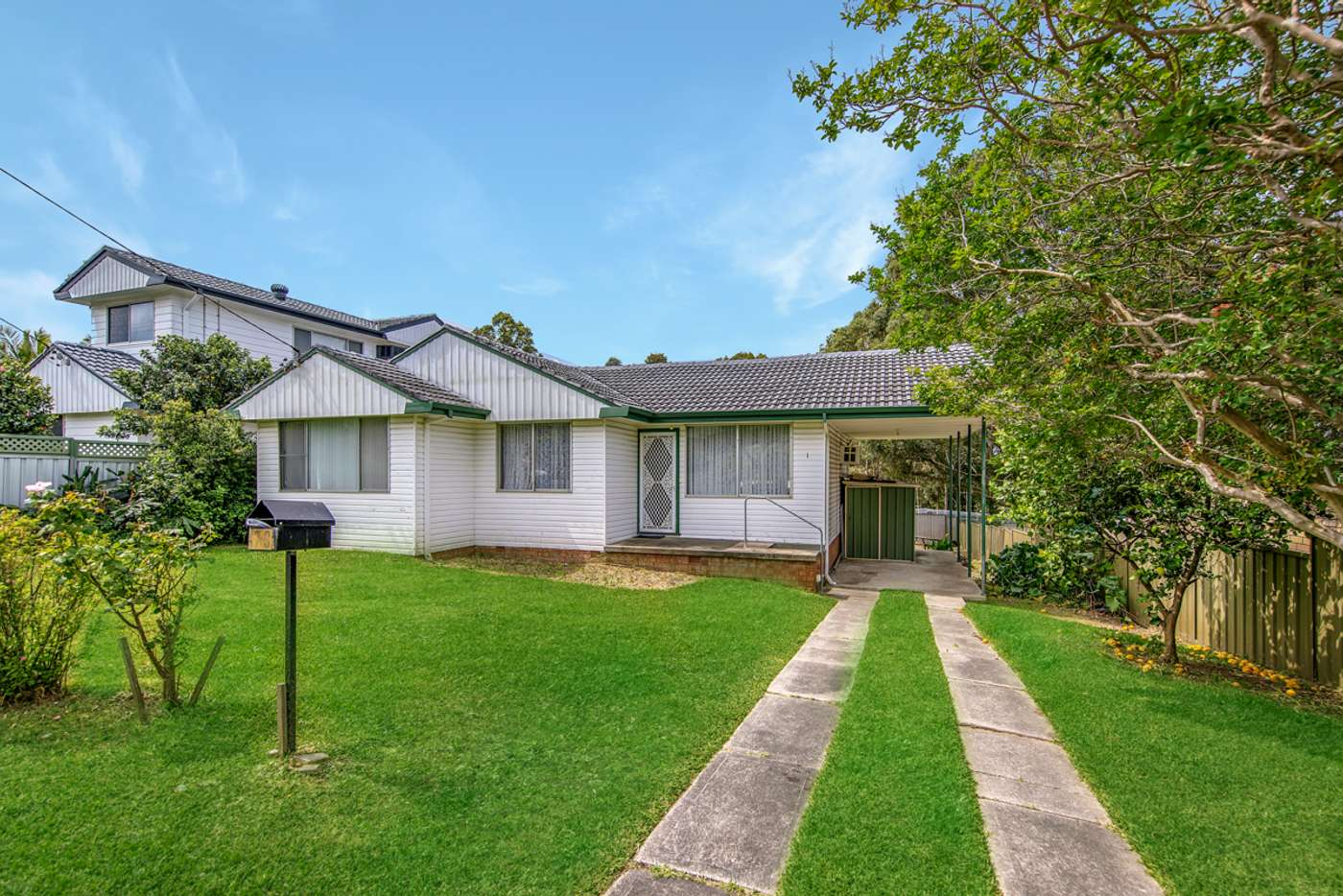 Main view of Homely house listing, 1 Lyndel Parade, Shortland NSW 2307