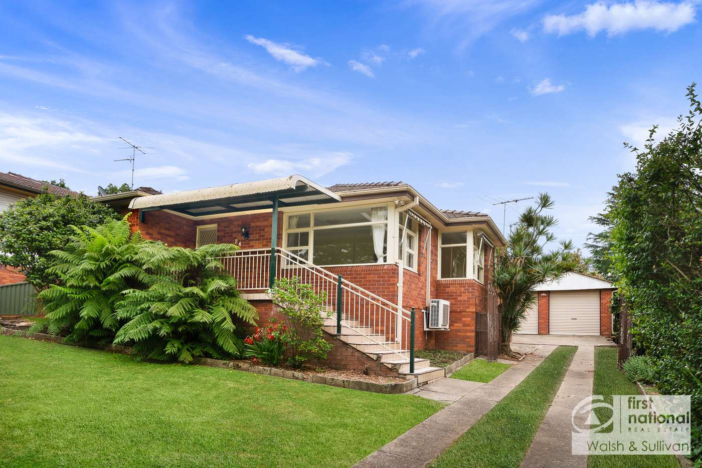 Main view of Homely house listing, 24 Ula Crescent, Baulkham Hills NSW 2153