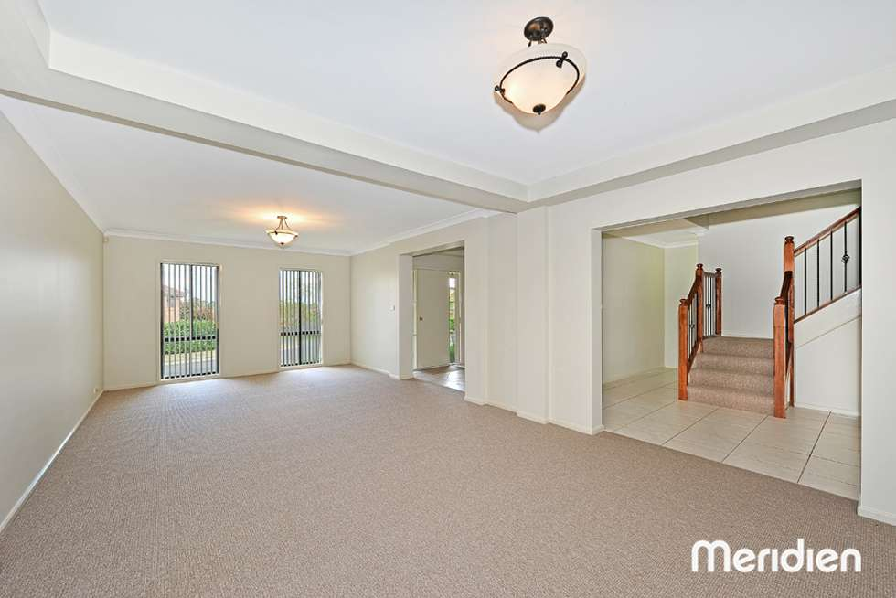 Second view of Homely house listing, 7 Patya Cct, Kellyville NSW 2155