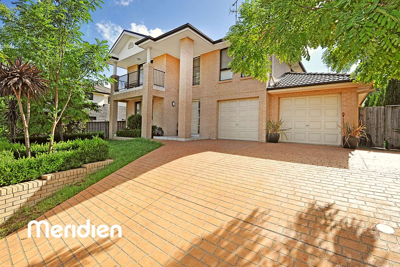 Main view of Homely house listing, 38 Benson Road, Beaumont Hills NSW 2155