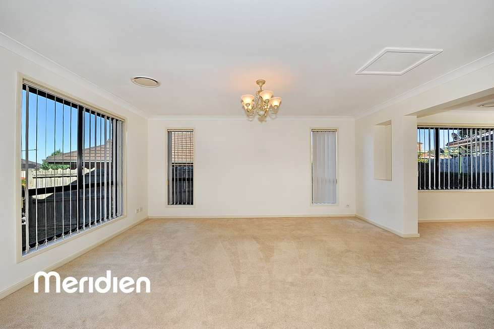 Second view of Homely house listing, 64 Milford Drive, Rouse Hill NSW 2155