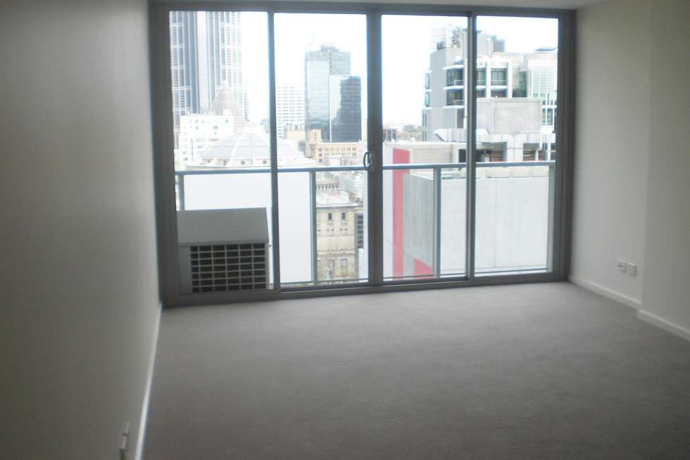 Second view of Homely apartment listing, 1405/8 Exploration Lane, Melbourne VIC 3000