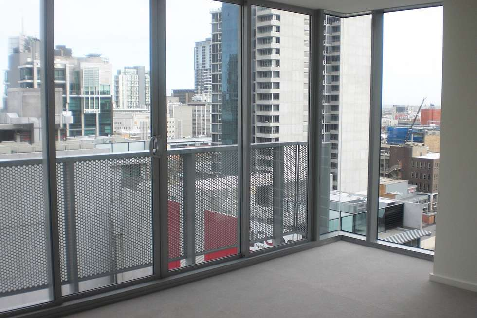 Third view of Homely apartment listing, 1405/8 Exploration Lane, Melbourne VIC 3000