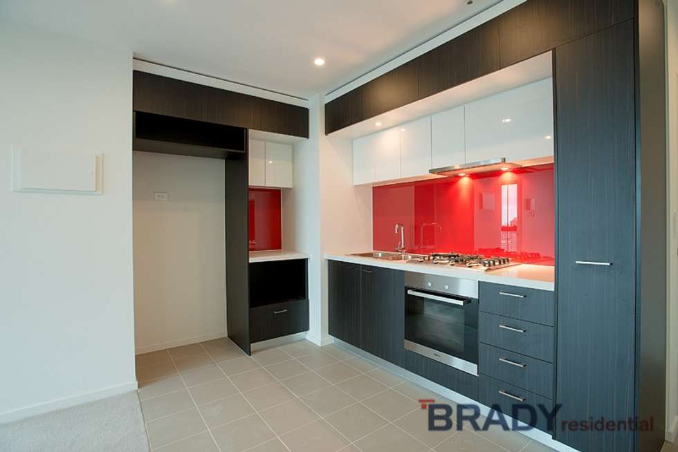 Second view of Homely apartment listing, 3801/8 Sutherland Street, Melbourne VIC 3000