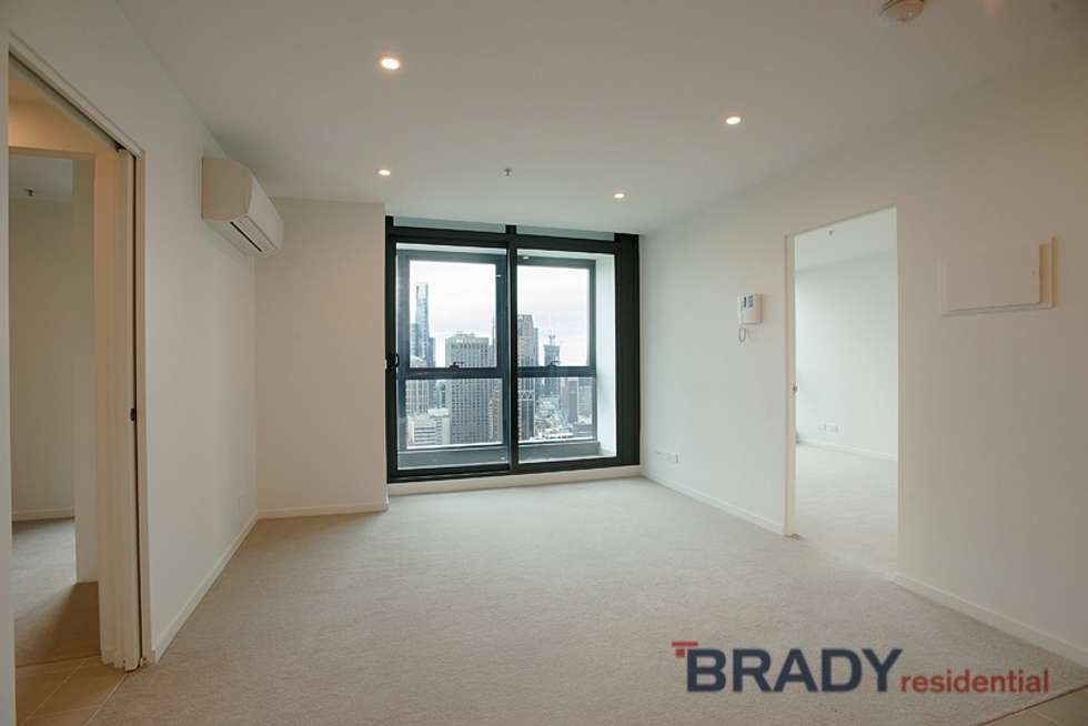 Third view of Homely apartment listing, 3801/8 Sutherland Street, Melbourne VIC 3000
