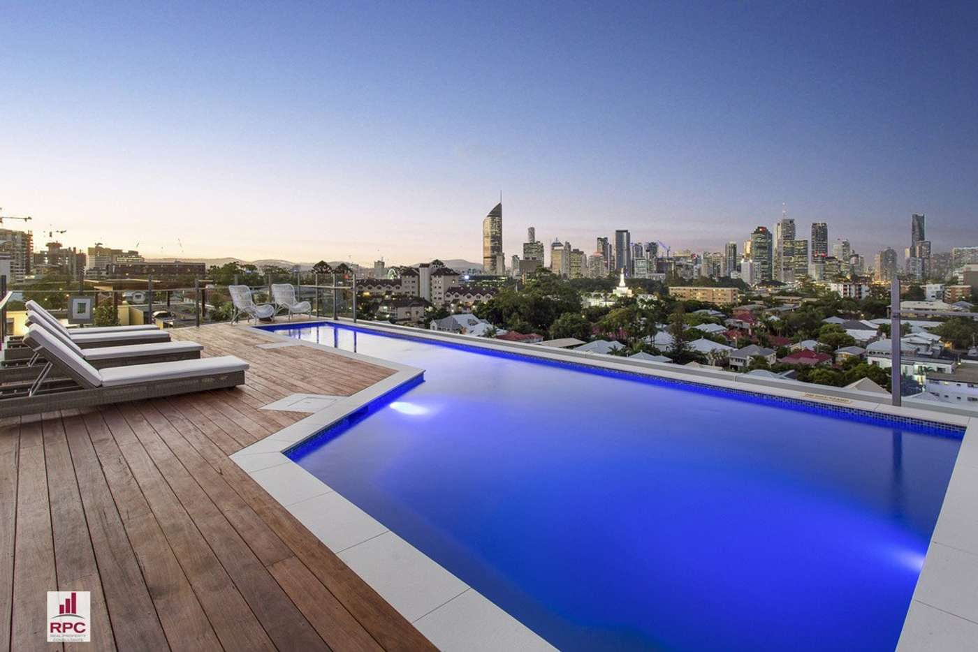 Main view of Homely apartment listing, 702/36 Anglesey Street, Kangaroo Point QLD 4169