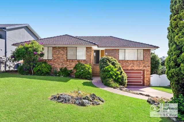 18 Wirralie Avenue, Baulkham Hills NSW 2153