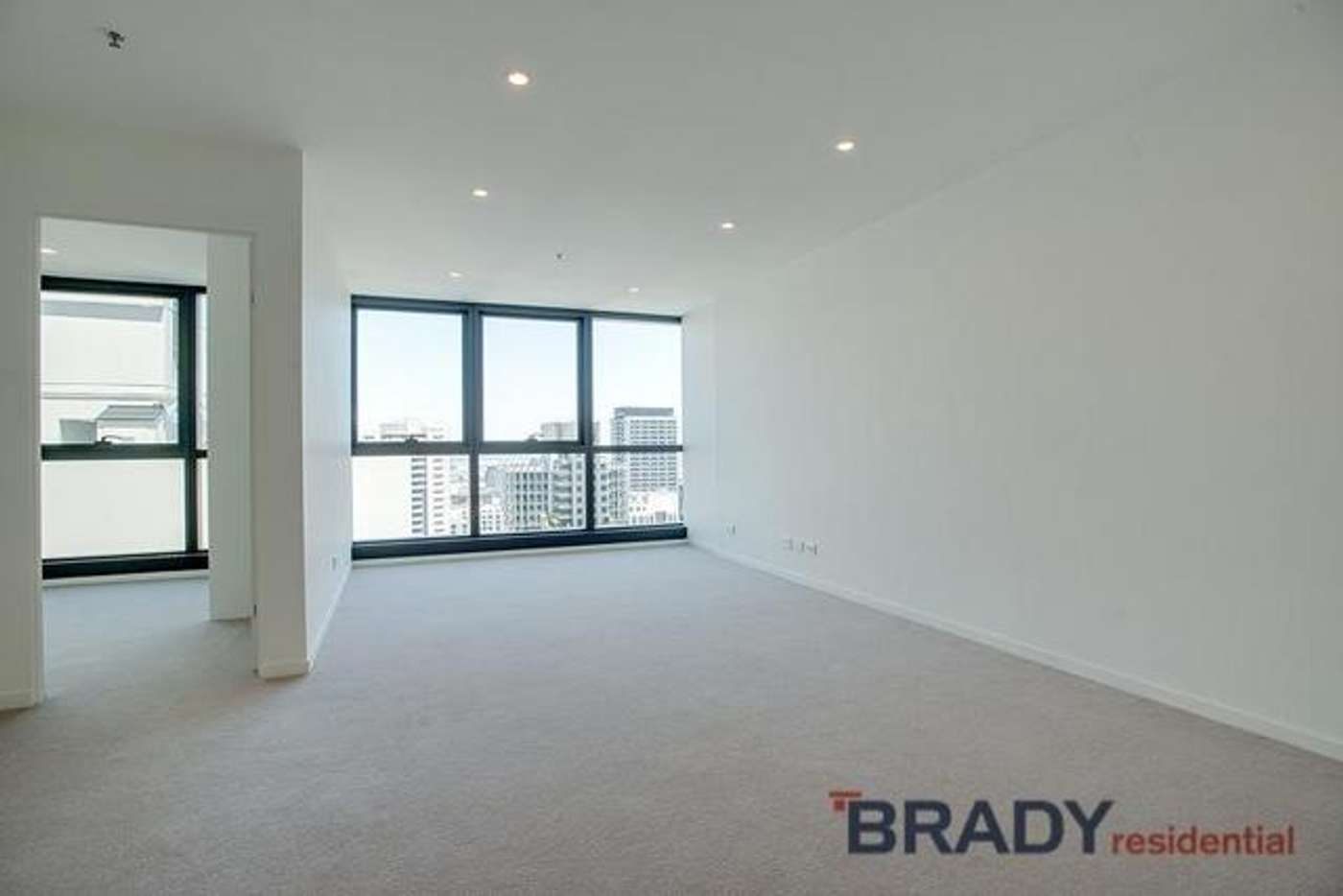 Main view of Homely apartment listing, 3809/8 Sutherland Street, Melbourne VIC 3000