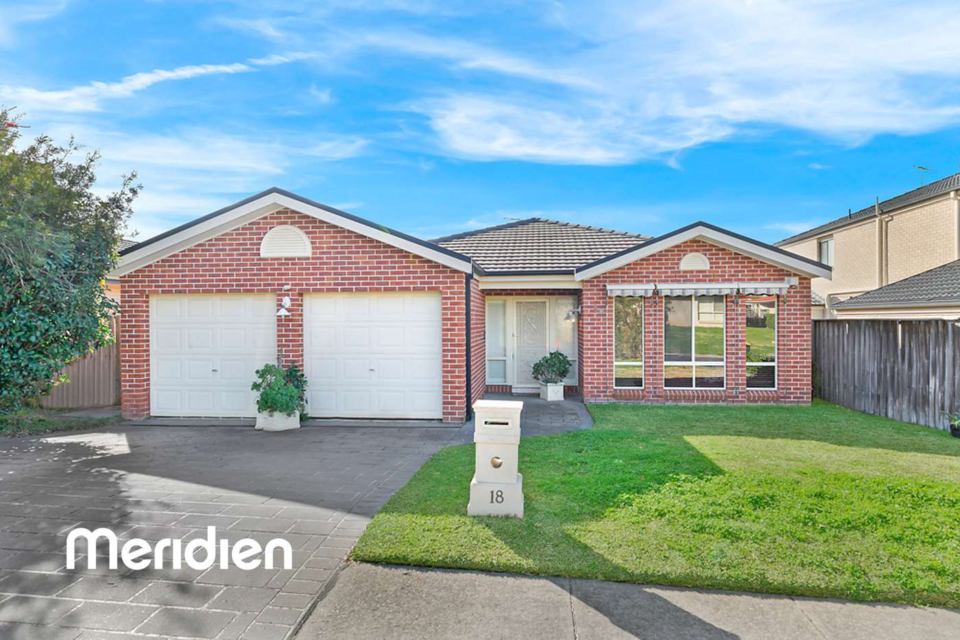 Main view of Homely house listing, 18 Tullaroan Street, Kellyville Ridge NSW 2155