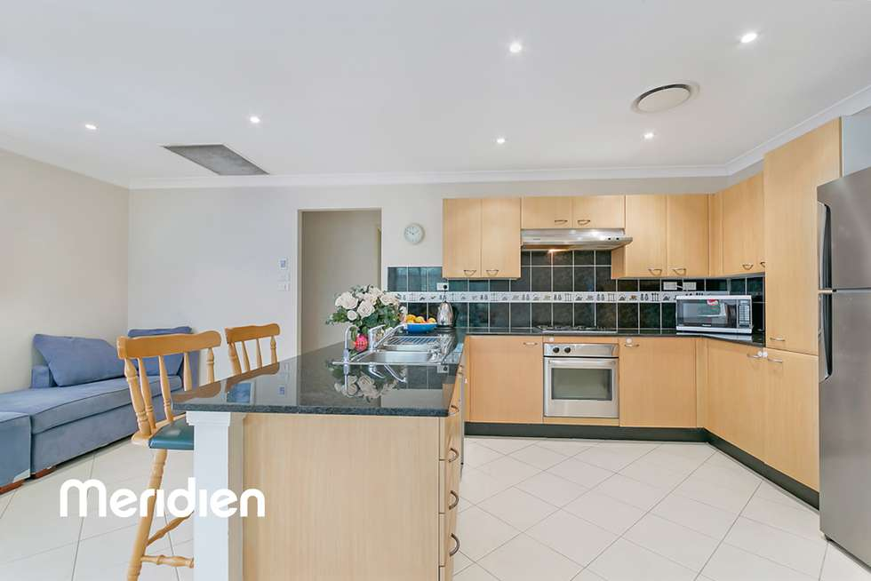 Second view of Homely house listing, 18 Tullaroan Street, Kellyville Ridge NSW 2155