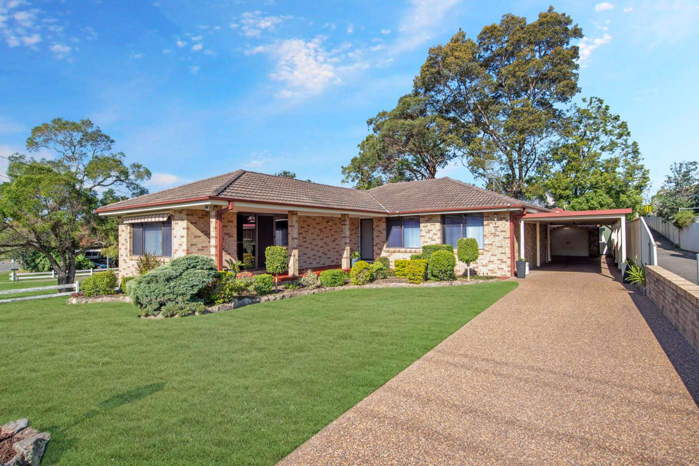 Main view of Homely house listing, 190 Aries Way, Elermore Vale NSW 2287