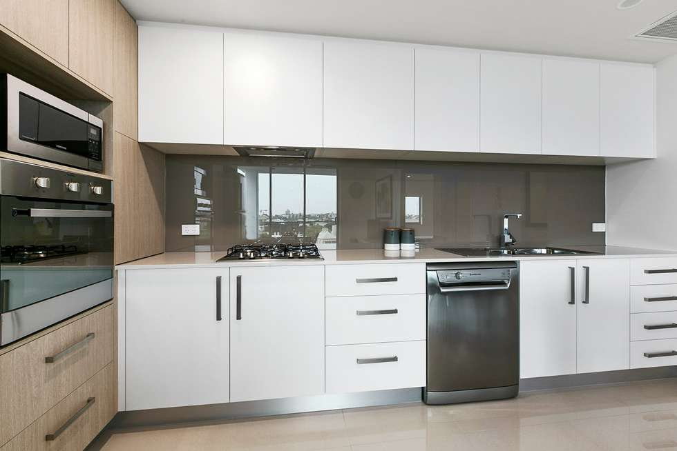 Second view of Homely apartment listing, 32/27 Manning Street, Milton QLD 4064
