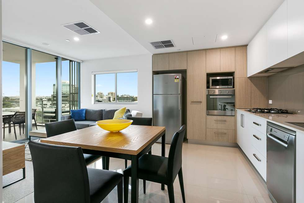 Third view of Homely apartment listing, 32/27 Manning Street, Milton QLD 4064