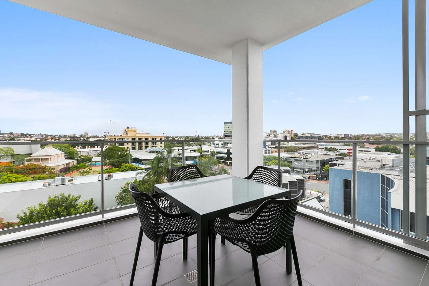 Fifth view of Homely apartment listing, 32/27 Manning Street, Milton QLD 4064