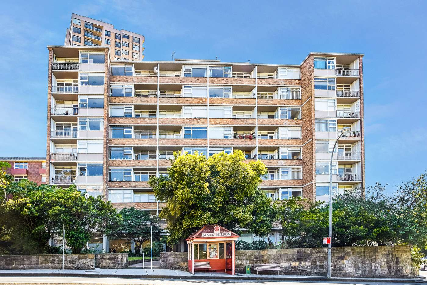 Main view of Homely studio listing, 402/54 High Street, North Sydney NSW 2060