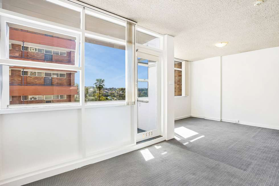Third view of Homely studio listing, 402/54 High Street, North Sydney NSW 2060