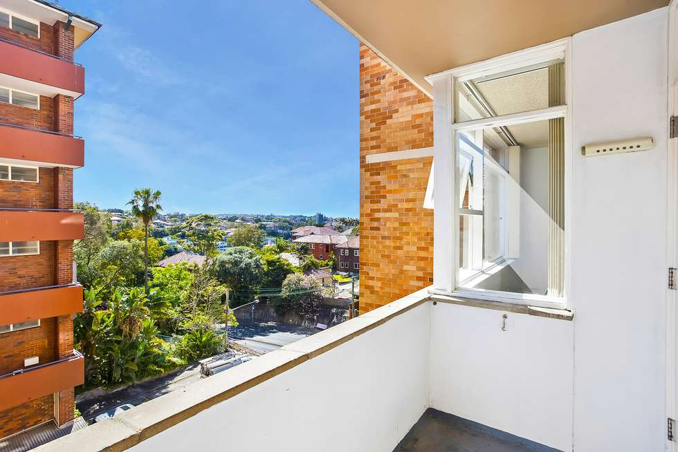 Fifth view of Homely studio listing, 402/54 High Street, North Sydney NSW 2060