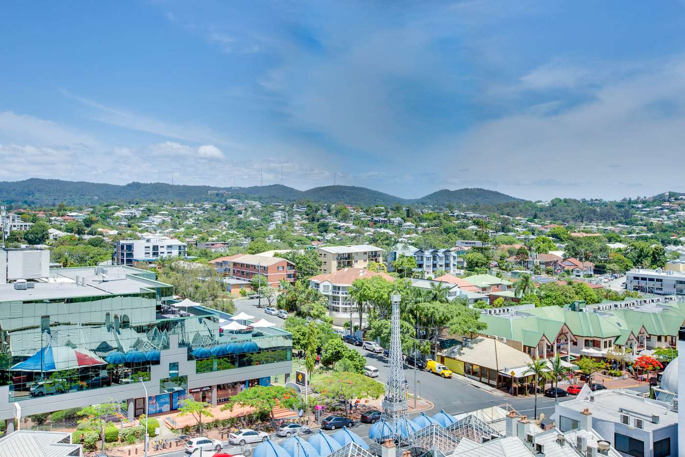 Sixth view of Homely apartment listing, 47/27 Manning Street, Milton QLD 4064