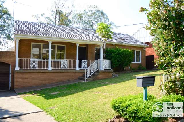 31 Dobson Crescent, Baulkham Hills NSW 2153