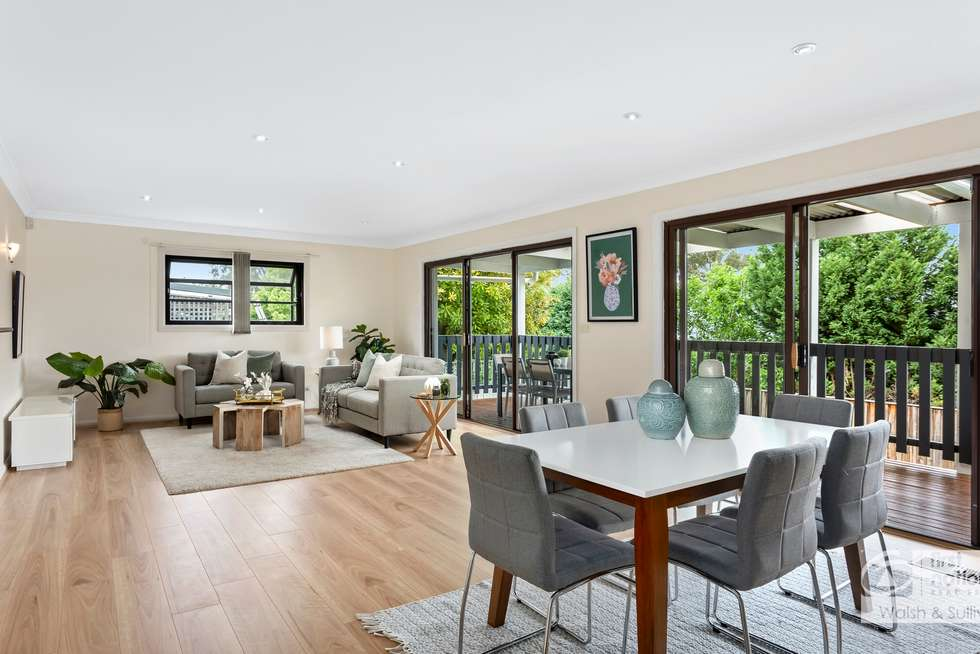 Second view of Homely house listing, 19 Selkirk Street, Winston Hills NSW 2153