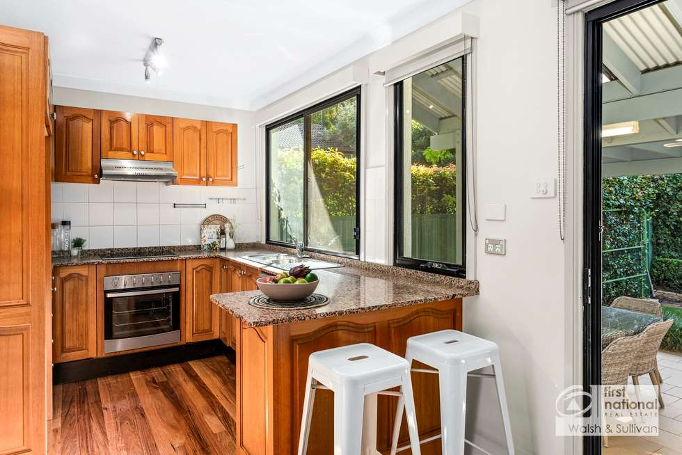Fourth view of Homely townhouse listing, 22/11-13 Pye Avenue, Northmead NSW 2152