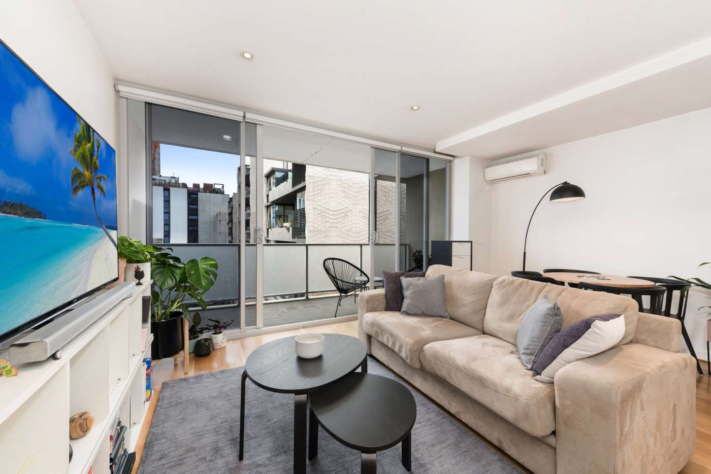 Main view of Homely apartment listing, 403/40 Stanley Street, Collingwood VIC 3066