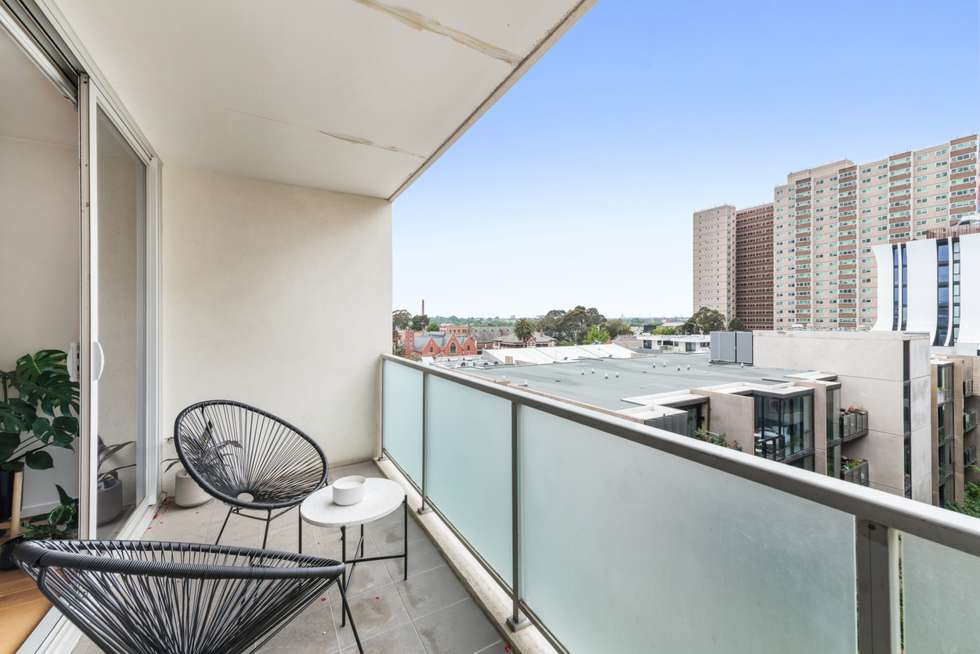 Fifth view of Homely apartment listing, 403/40 Stanley Street, Collingwood VIC 3066