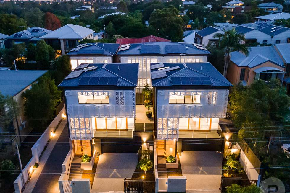 Third view of Homely townhouse listing, 40 Wool Street, Toowong QLD 4066