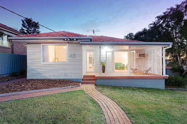 43 Thompson Street, East Maitland NSW 2323