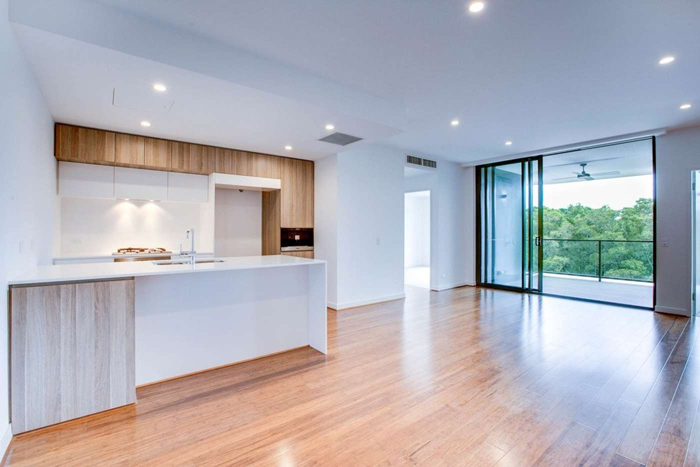 Main view of Homely apartment listing, 4311/18 Parkside, Hamilton QLD 4007