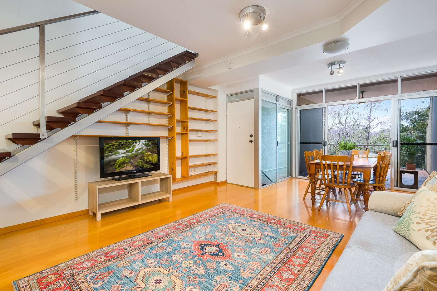Main view of Homely unit listing, 2/47 Bent Street, Toowong QLD 4066