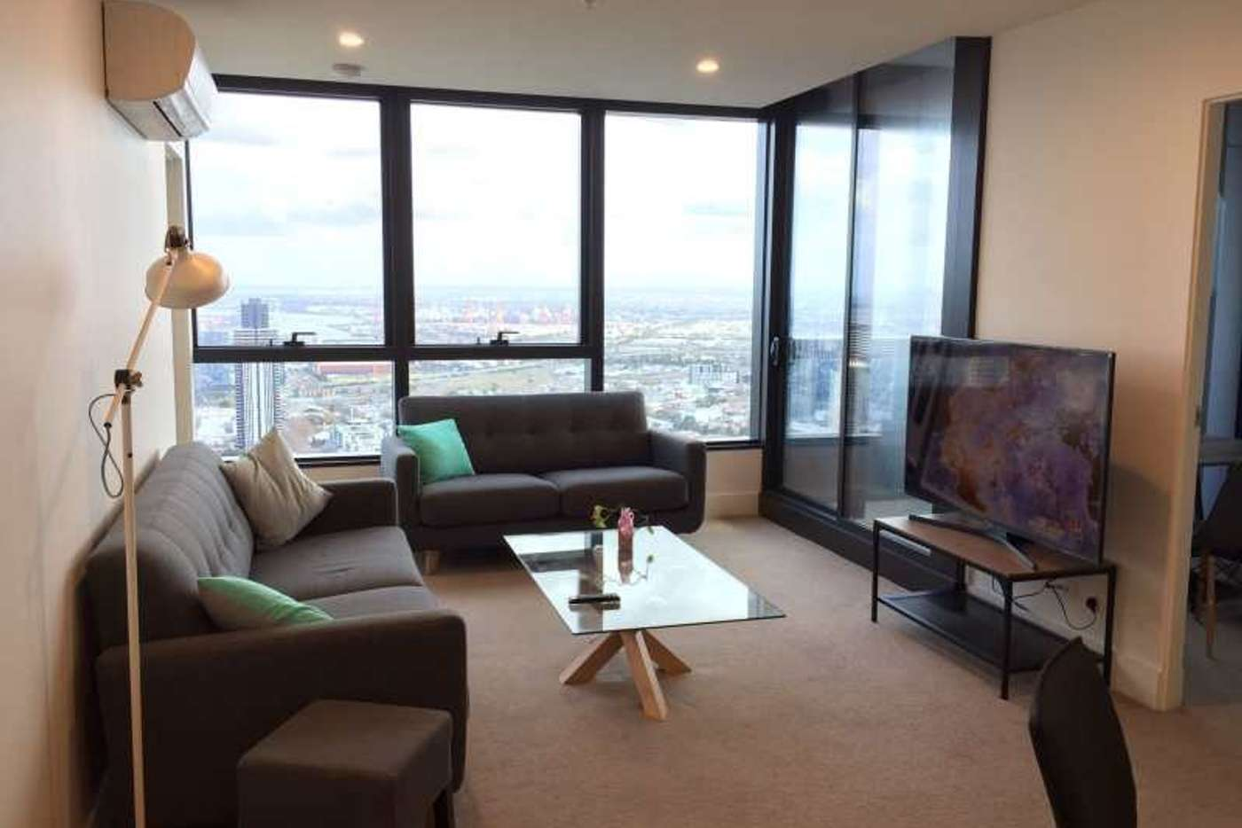 Main view of Homely apartment listing, 4503/500 Elizabeth Street, Melbourne VIC 3000