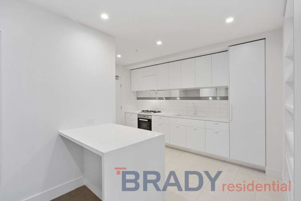 Second view of Homely apartment listing, 4503/500 Elizabeth Street, Melbourne VIC 3000