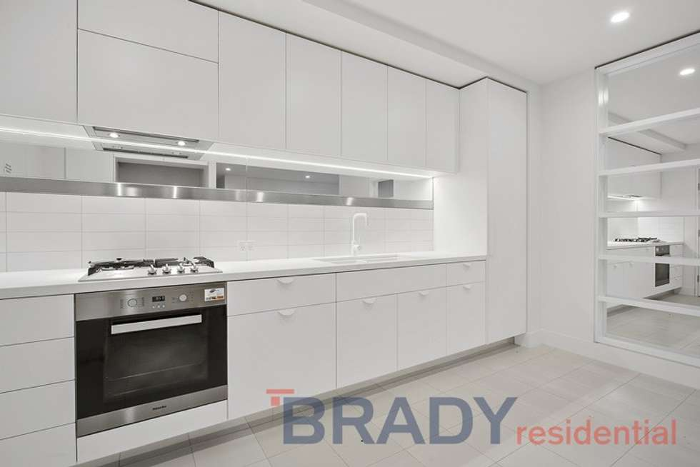 Third view of Homely apartment listing, 4503/500 Elizabeth Street, Melbourne VIC 3000