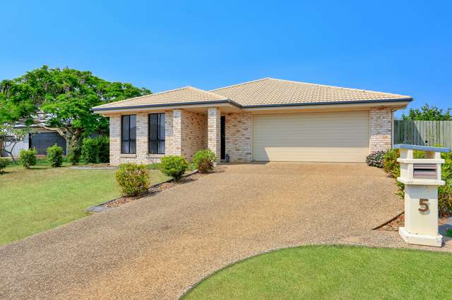 5 Tulipwood Place, Coral Cove QLD 4670