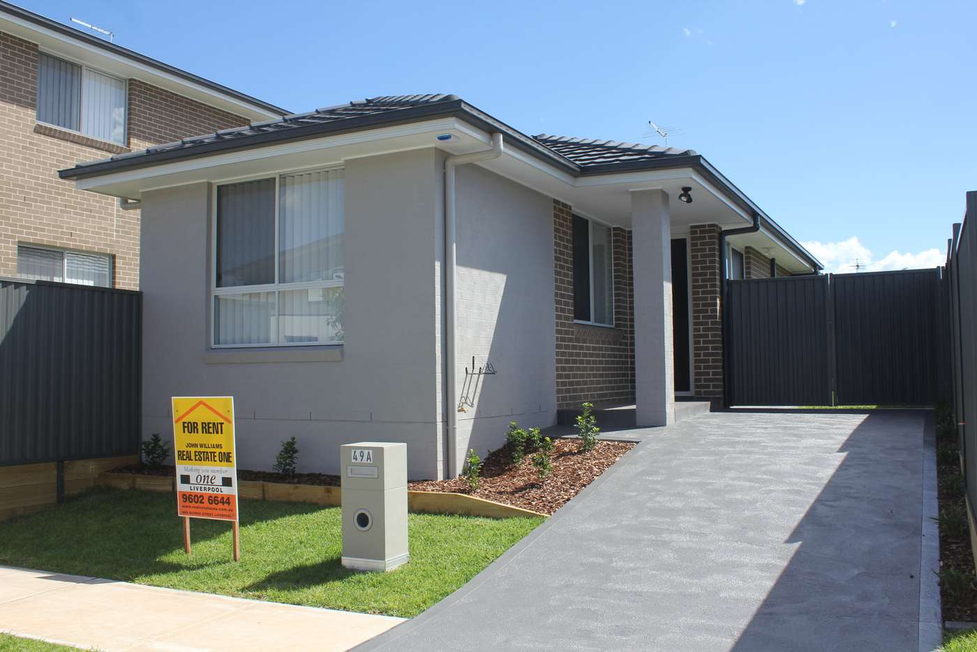 Main view of Homely house listing, 49A Fanflower Avenue, Denham Court NSW 2565