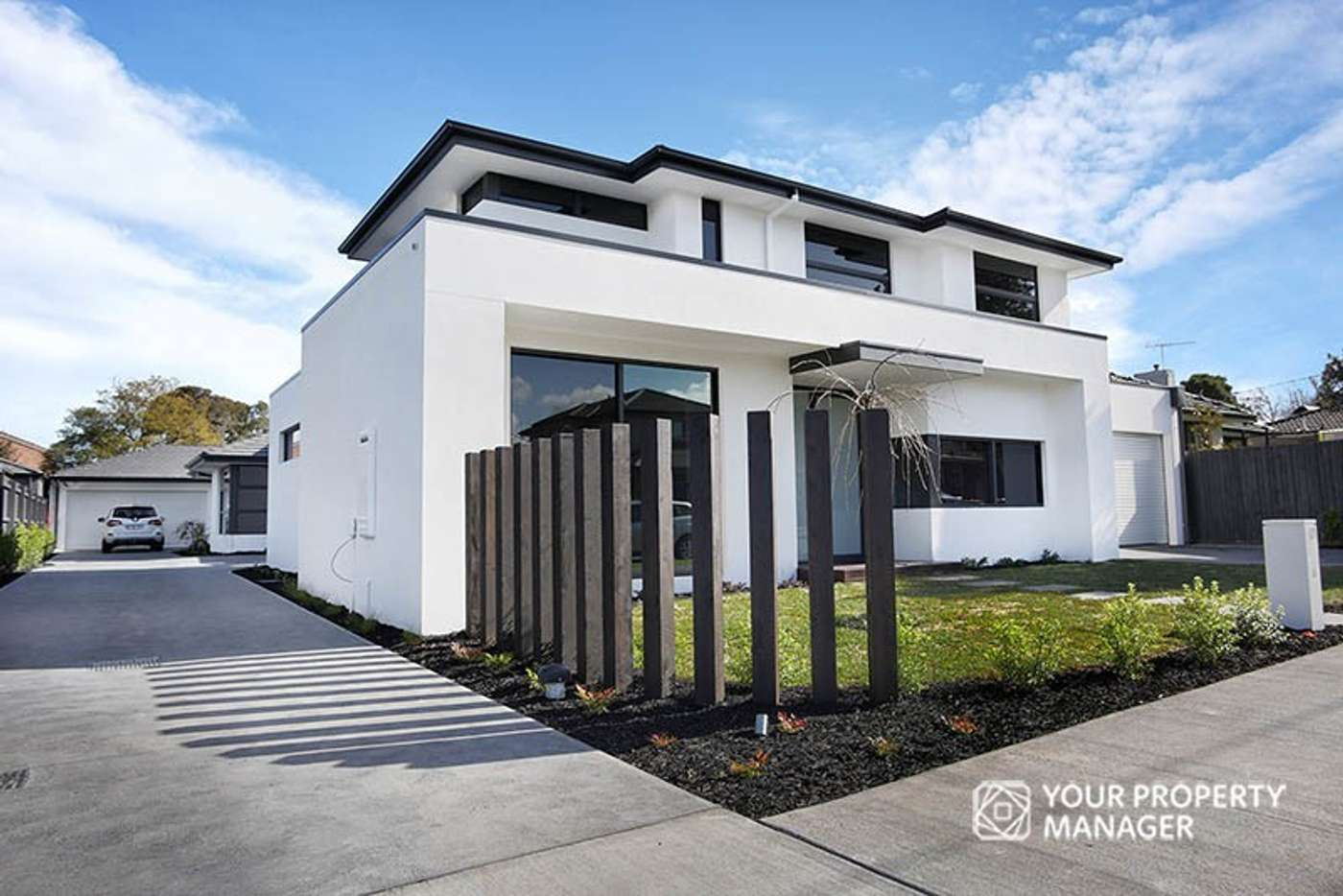 Main view of Homely townhouse listing, 1/3 Haines Street, Cheltenham VIC 3192