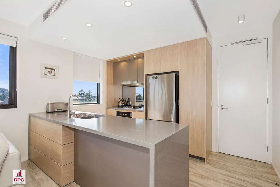 Second view of Homely apartment listing, 802/36 Anglesey Street, Kangaroo Point QLD 4169