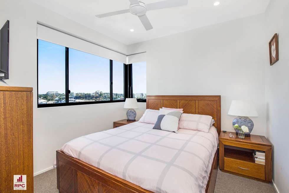 Fourth view of Homely apartment listing, 802/36 Anglesey Street, Kangaroo Point QLD 4169