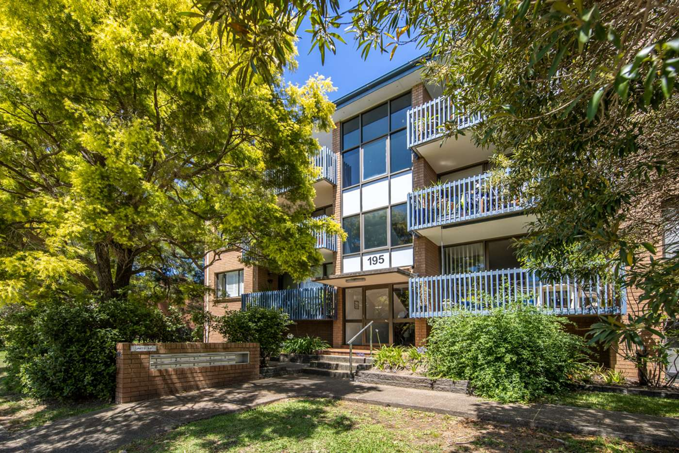 Main view of Homely unit listing, 5/195 Darby Street, Cooks Hill NSW 2300