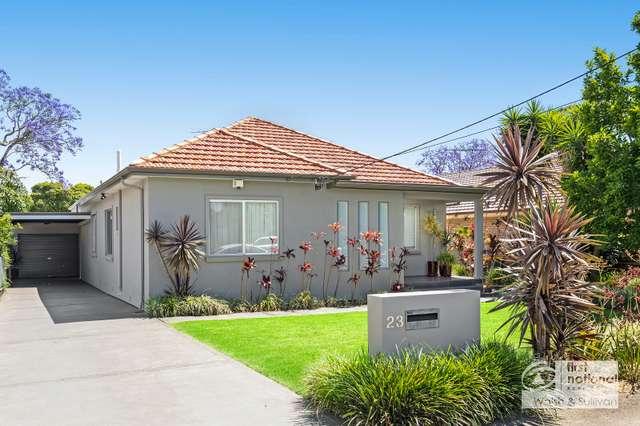 23 Beaufort Street, Northmead NSW 2152