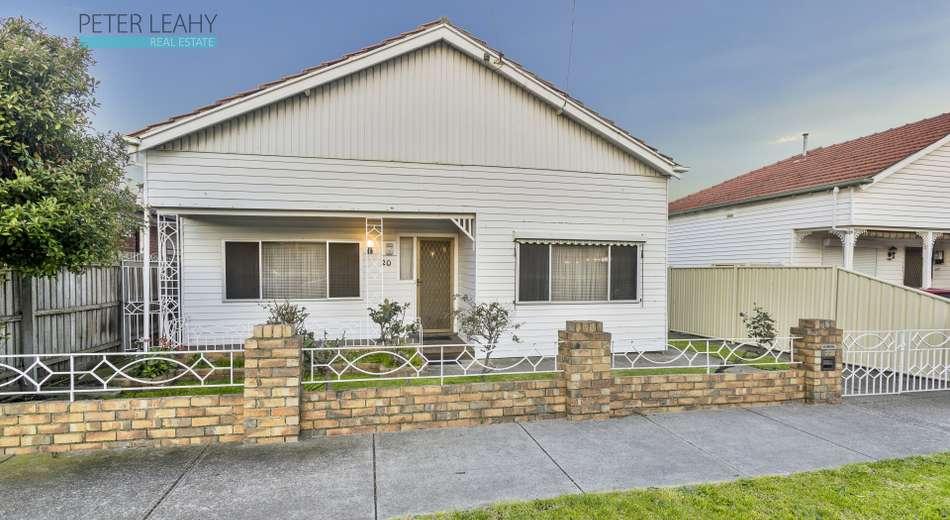 20 Cash Street, Coburg VIC 3058