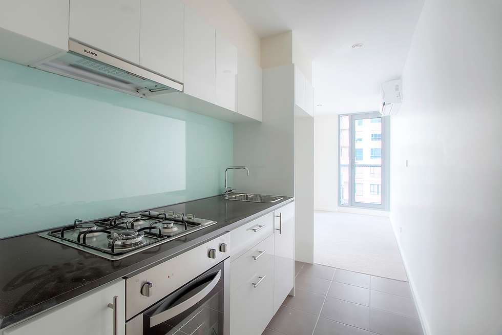 Second view of Homely apartment listing, 1601/8 Exploration Lane, Melbourne VIC 3000