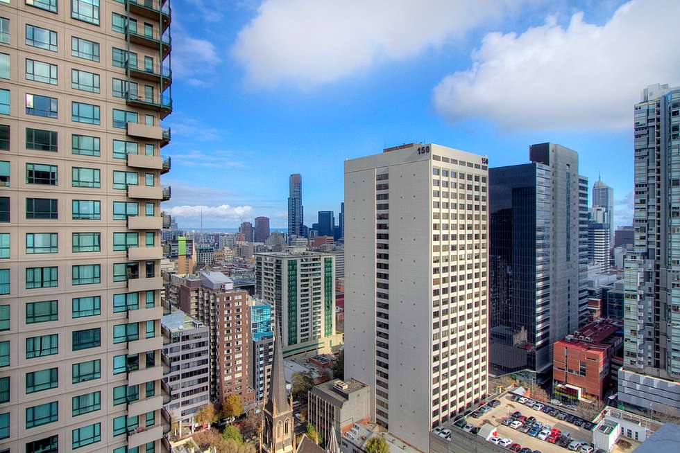 Third view of Homely apartment listing, 1601/8 Exploration Lane, Melbourne VIC 3000