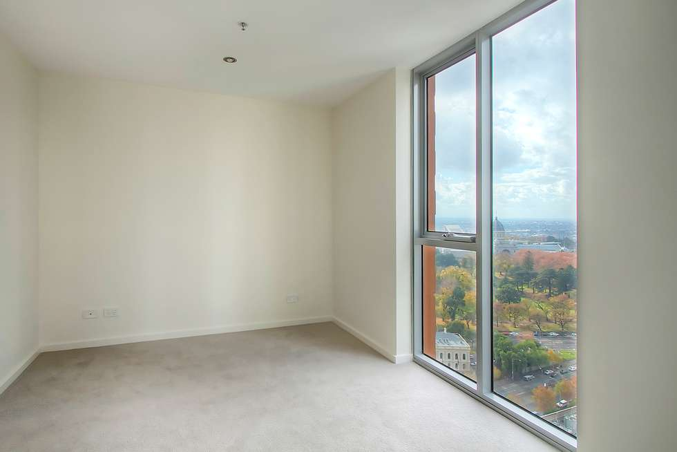 Fourth view of Homely apartment listing, 1601/8 Exploration Lane, Melbourne VIC 3000